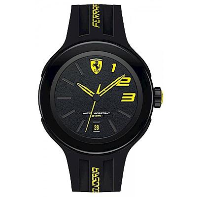 FERRARI 法拉利/加速狂熱飆速運動計時腕錶/FA0830221