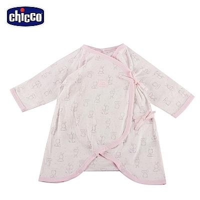 chicco-印花蝴蝶裝-粉(3-6個月)
