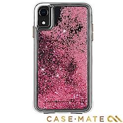 美國 Case-Mate iPhone XR Waterfall 亮粉瀑布防摔殼- 玫瑰金