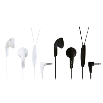 SONY MH410C 原廠3.5mm立體聲平耳式線控耳機 (密封袋裝)