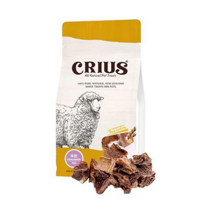 CRIUS克瑞斯-羊肚 70g (CER-TL-2974) 兩包組