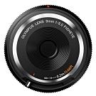 Olympus BCL-0980〔9mm F8 魚眼餅乾鏡]公司貨