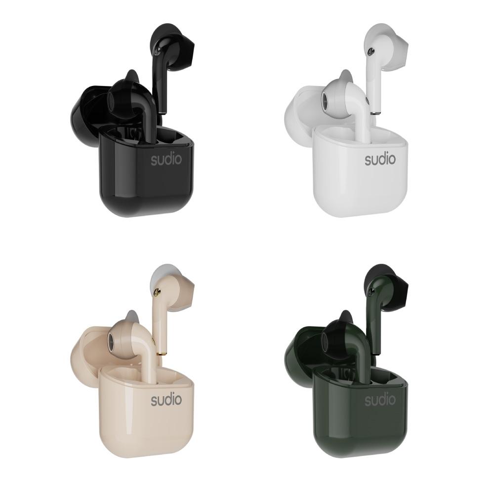 SUDIO  NIO真無線藍牙耳機