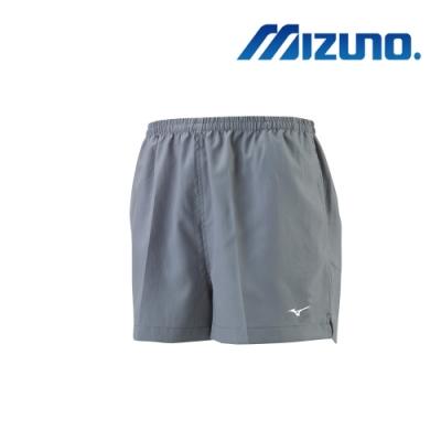 MIZUNO 美津濃 男路跑短褲 新中灰 J2TB8A0105