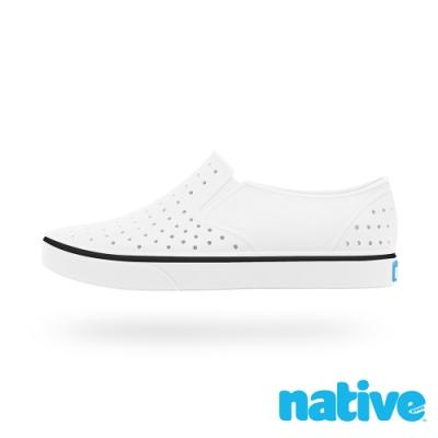 native 小童鞋 MILES 小邁斯晴雨鞋-貝殼白