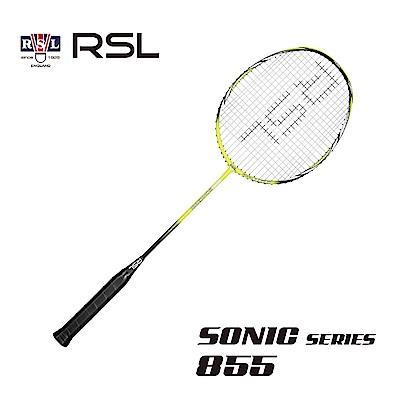 RSL SONIC 855 平衡型羽球拍