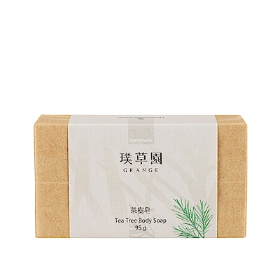 picky digger Tea Tree Body Soap 茶樹手工潔膚皂/冷製皂
