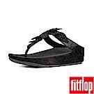 FitFlop TROPICO-黑色