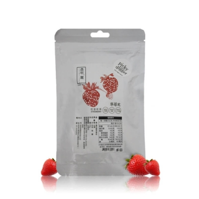 picky digger嚴選農明麗草莓果乾/低溫烘烤/無添加水果乾/60g