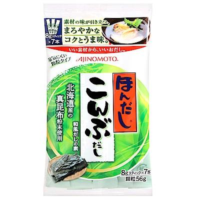 味之素 昆布風味調味料(56g)