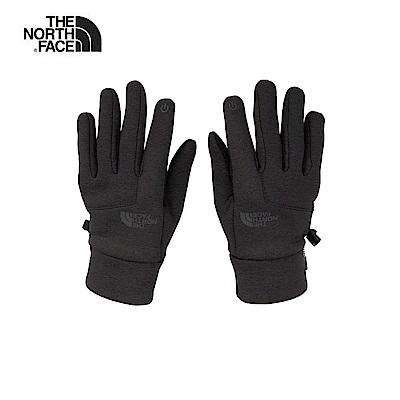The North Face北面男款黑色可觸屏手套|3KPSKS7