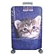 新一代 口袋牛仔貓行李箱保護套(29-32吋行李箱適用)一個 product thumbnail 1