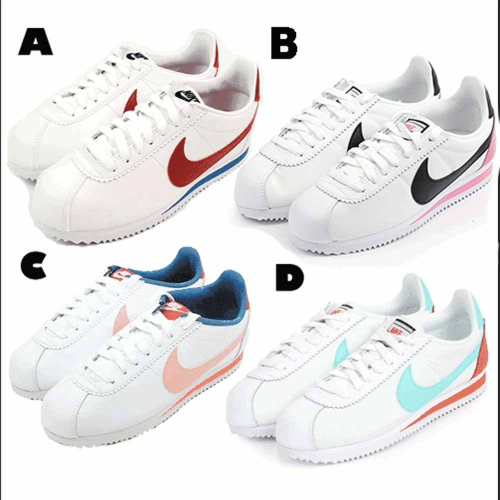 Nike 經典復古鞋 CLASSIC CORTEZ LEATHER 女鞋 product image 1