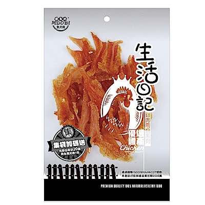 MDOBI摩多比-生活日記 狗零食 雞軟骨60g-3包組