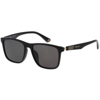POLICE 偏光 太陽眼鏡 (黑色)SPLA32J