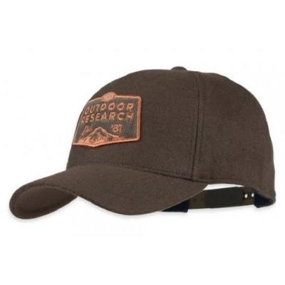 Outdoor Research 82545 Bowser Cap 羊毛保暖鴨舌帽 棕