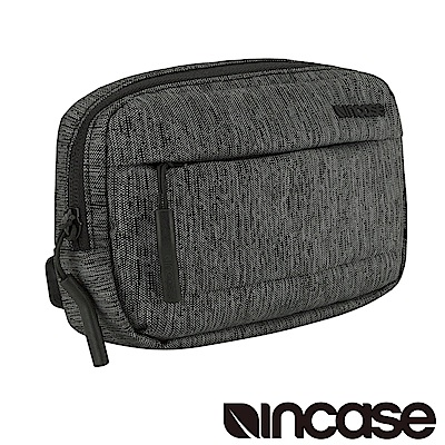 INCASE City Accessory Pouch 城市多功能配件收納包 (麻黑)
