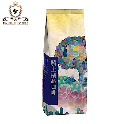 KNIGHT騎士咖啡精選咖啡豆半磅X2包