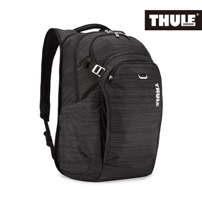 THULE-Construct 24L筆電後背包CONBP-116-黑