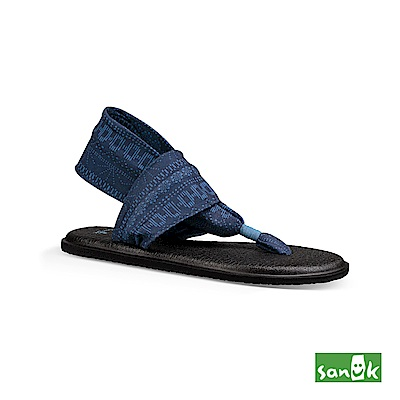SANUK-YOGA SLING 2 瑜伽墊涼鞋 -女款(海洋藍)1019795 BHSST
