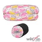WildFun 野放可調式舒適頭枕 PA053 慵懶貓