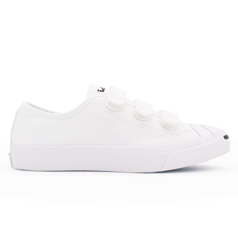 CONVERSE-男女休閒鞋160238C-白