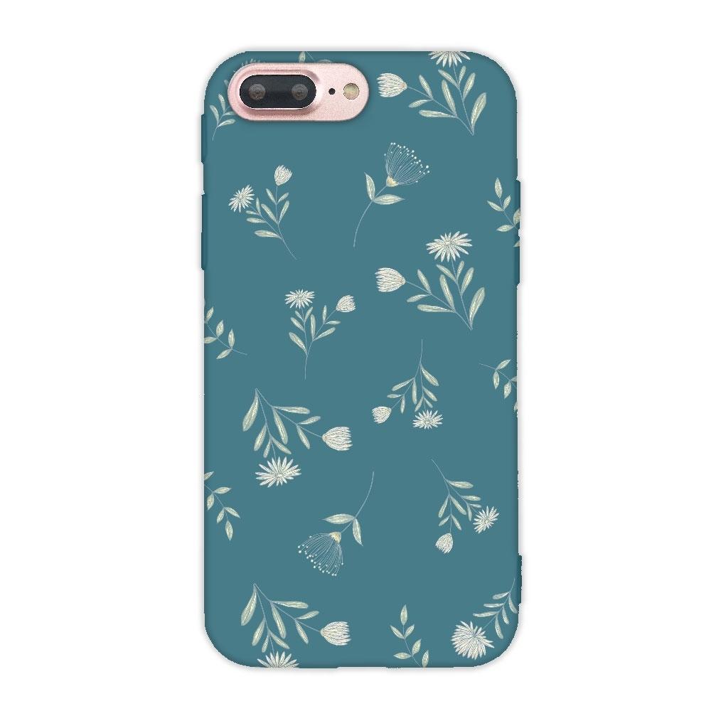 【TOYSELECT】iPhone 7/8 Plus 公主後花園概念設計手機殼:夢幻蒲公英