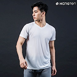HANG TEN吸排短袖衫_白(HT-B12005)