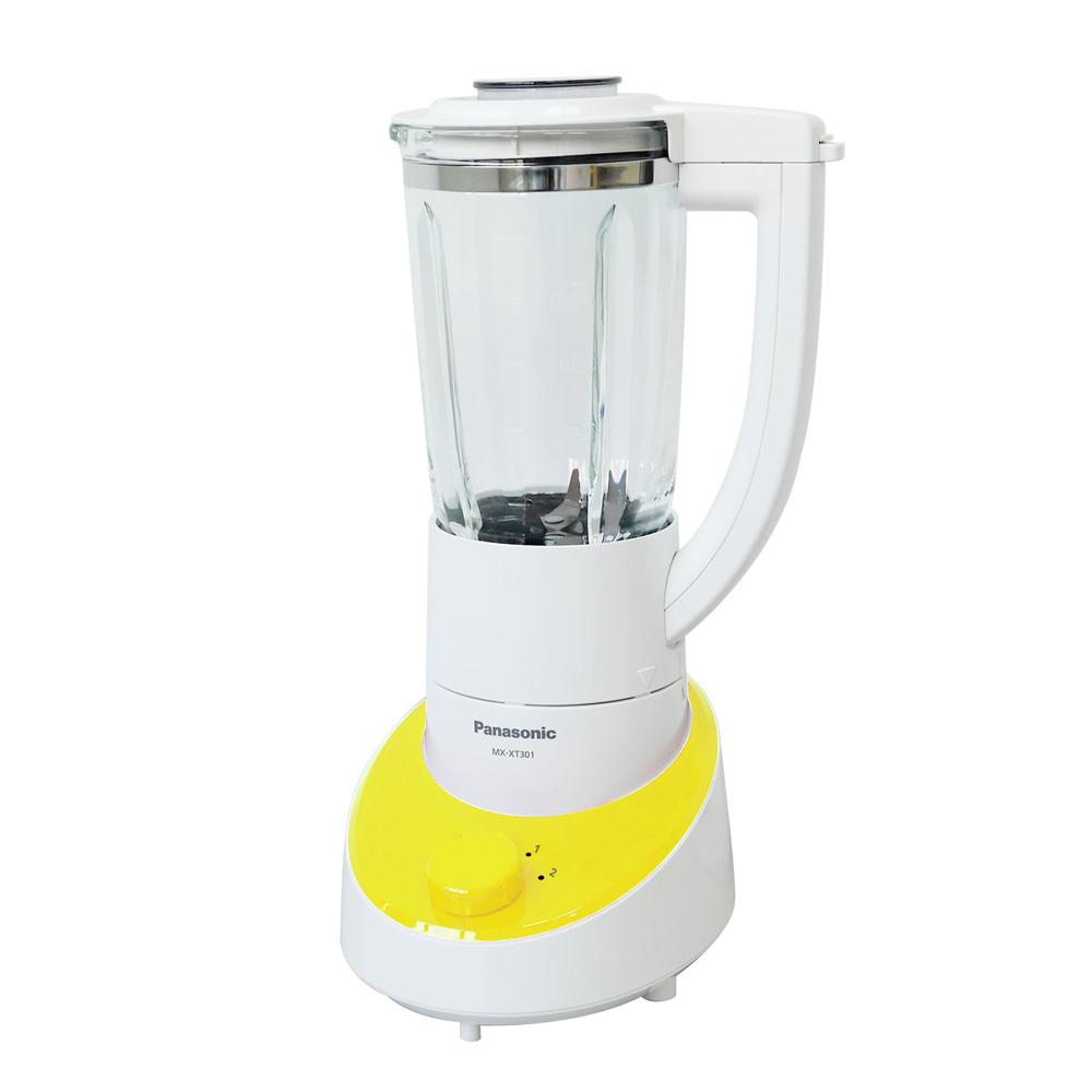 Panasonic國際牌1300ml玻璃杯果汁機 MX-XT301-G