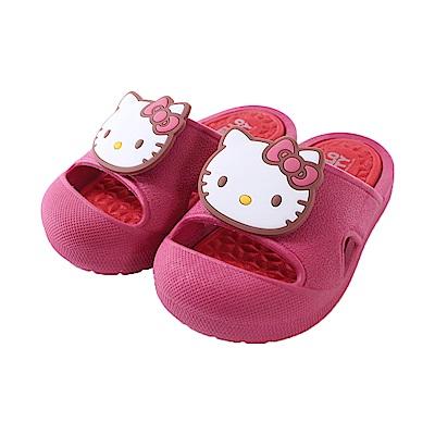 Hello kitty護趾拖鞋 sk0782 魔法Baby