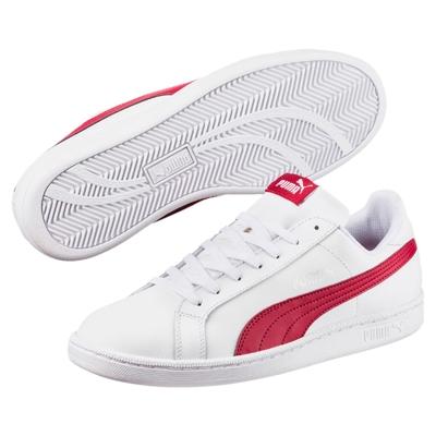 【PUMA官方旗艦】Puma Smash L 網球休閒鞋 男女共同 35672223