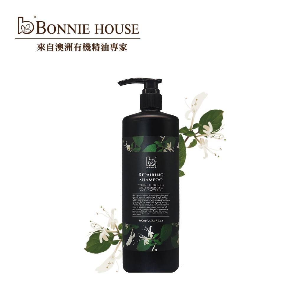 Bonnie House 忍冬精油養護洗髮精500ml
