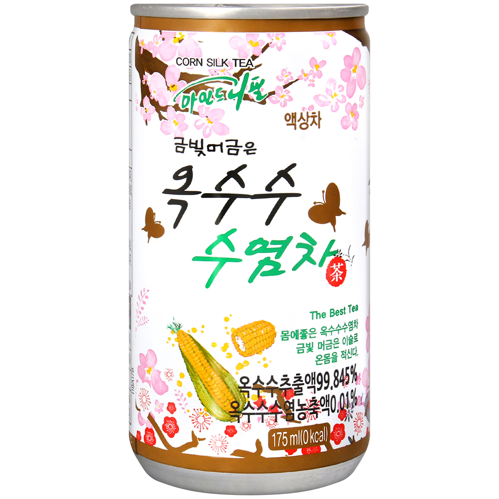 KUMNONG 玉米鬚茶(175ml)