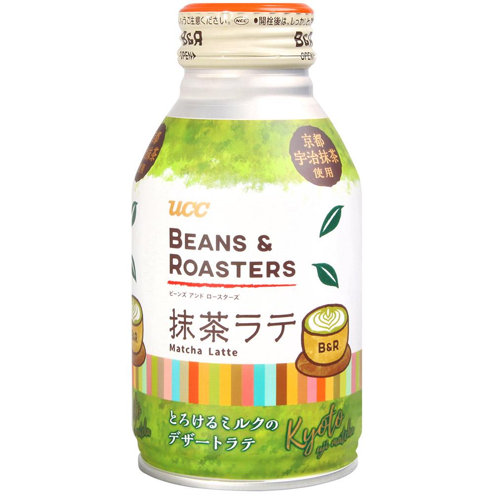 UCC Beans抹茶拿鐵飲料(260ml)