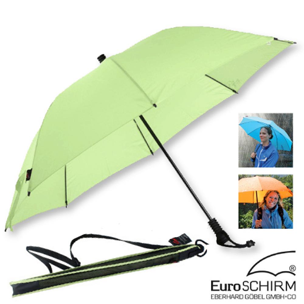 EuroSCHIRM SWING LITEFLEX 戶外專用直把傘_淡綠
