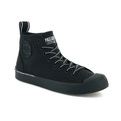 Palladium PALLAPHOENIX 男女休閒鞋 黑色