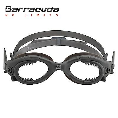 美國Barracuda巴洛酷達 SHARK #13020 兒童防霧泳鏡 鯊魚