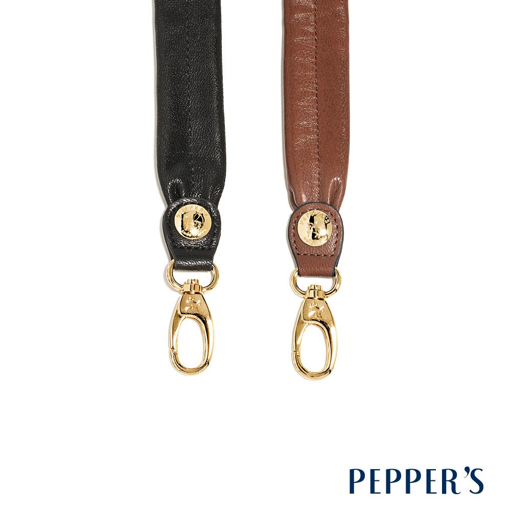 PEPPER`S Ellie 羊皮短背帶 - 2色