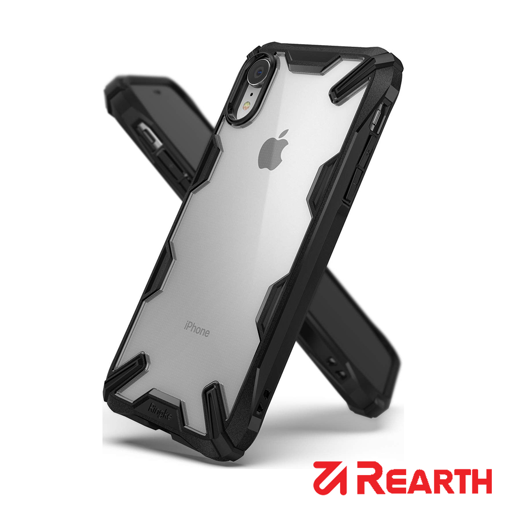 Rearth Apple iPhone XR (Fusion X)高質感保護殼 product image 1