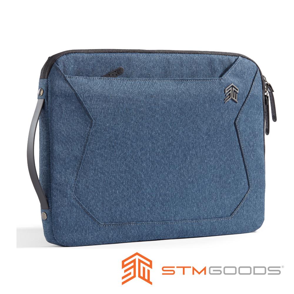 澳洲 STM Myth 夢幻系列 (15 ) 可側背三用筆電袋 - 石板藍