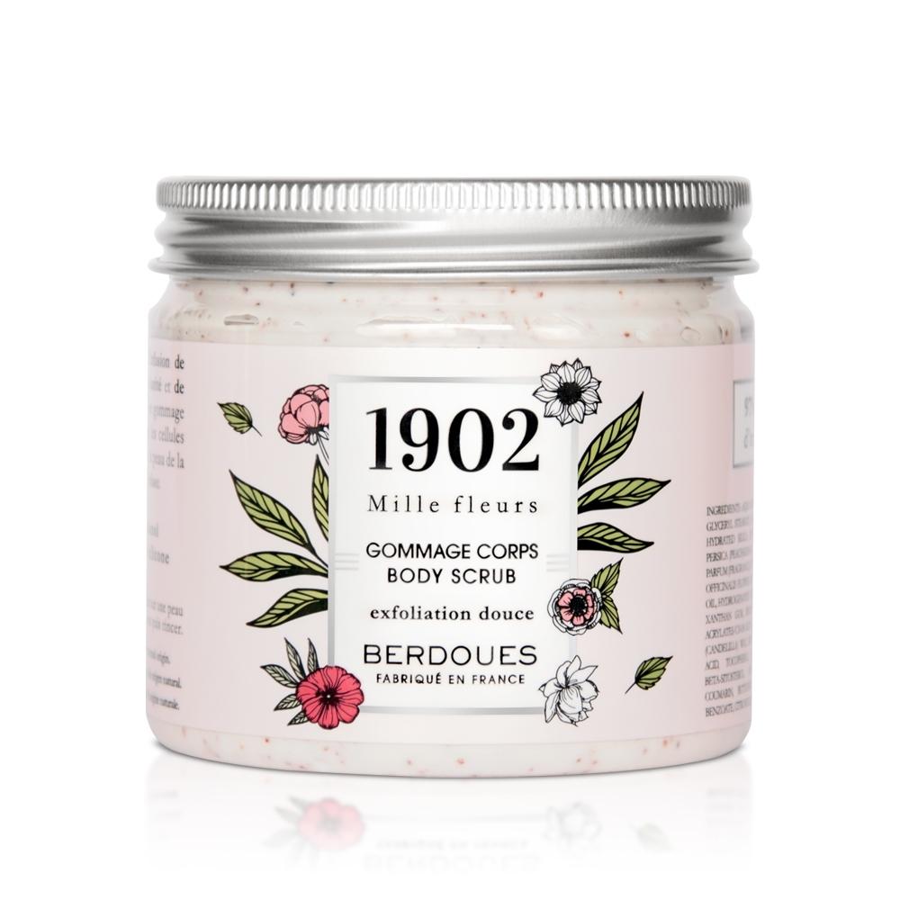 1902 千花 金盞花身體磨砂膏200ml