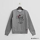 Hang Ten - 女裝 - Hello Kitty 系列學院感大學T - 灰