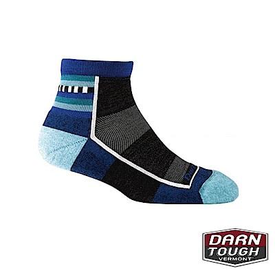 【美國DARN TOUGH】女羊毛襪FAST 1/4越野襪(2入隨機)