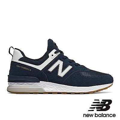 New Balance 復古鞋 MS574FCN-D 男性丈青