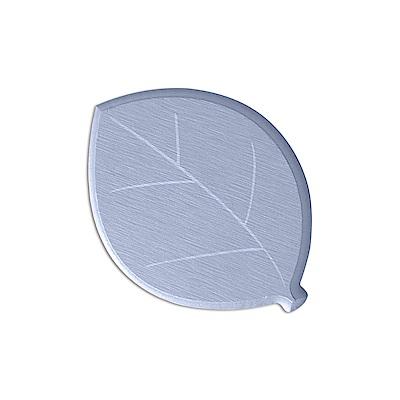 巧巧 珪藻土超吸水杯墊(葉子型)