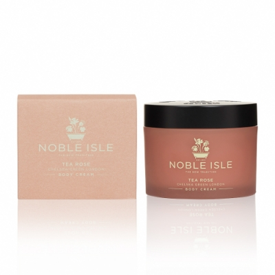 NOBLE ISLE茶玫瑰身體緊緻精華霜250ML