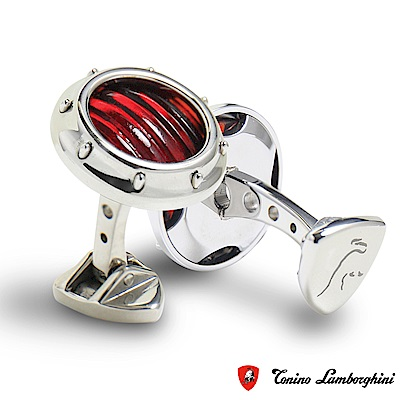 藍寶堅尼Tonino Lamborghini LUCE Red 袖釦