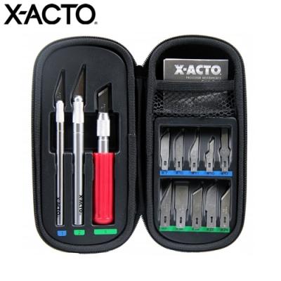 美國X-ACTO金屬專業筆刀工具套組X5285