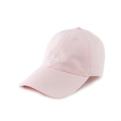 FILA 經典款六片帽-粉 HTV-1001-PK