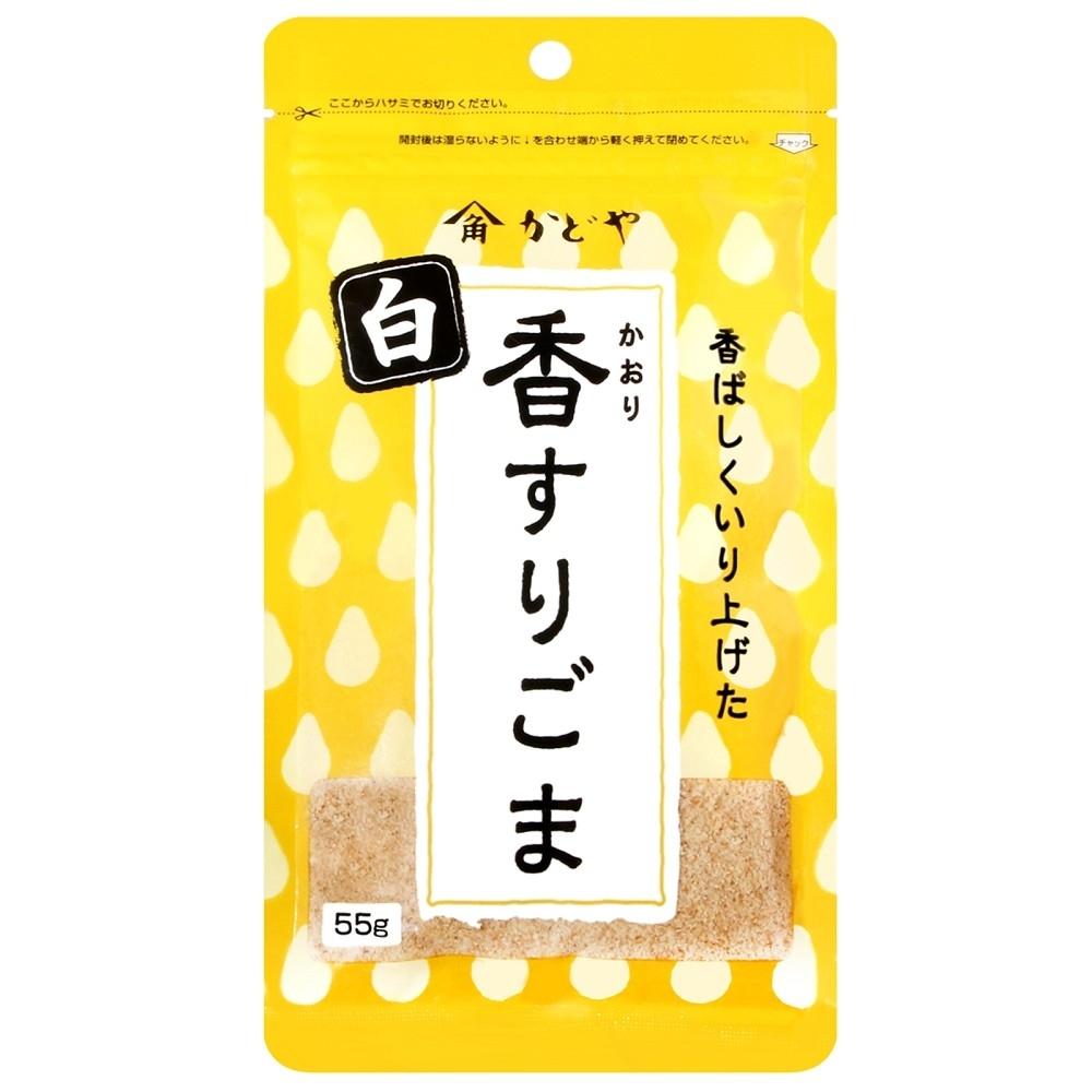 kadoya 金印白芝麻粉(55g)